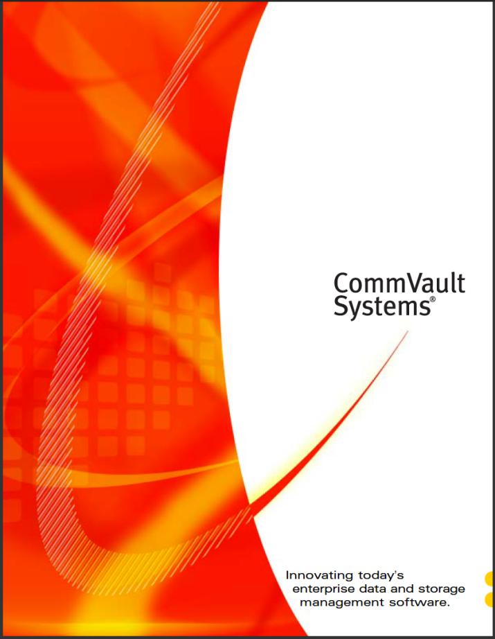 Corp brochure