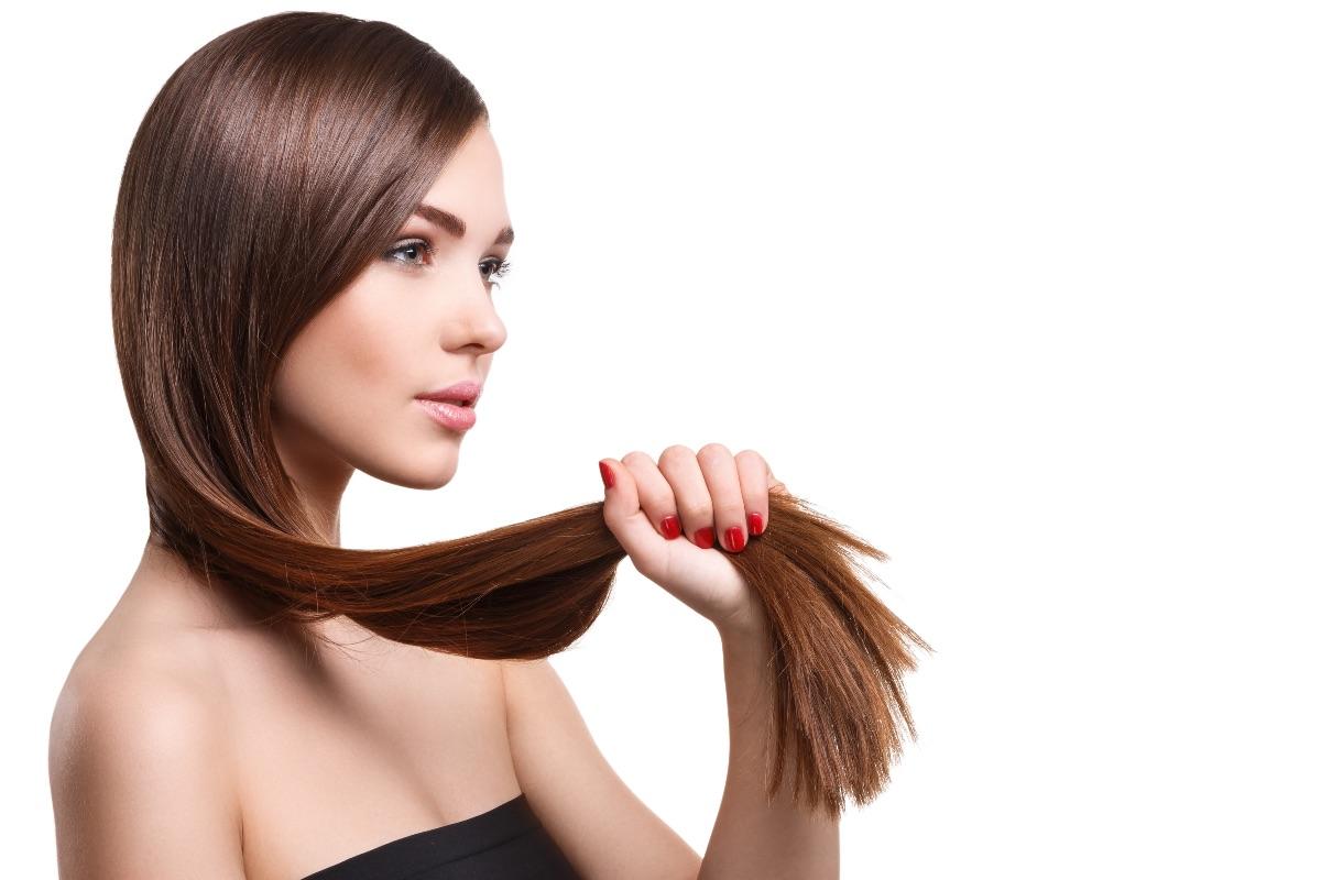 13 натуральных способов сделать волосы идеально прямыми 17